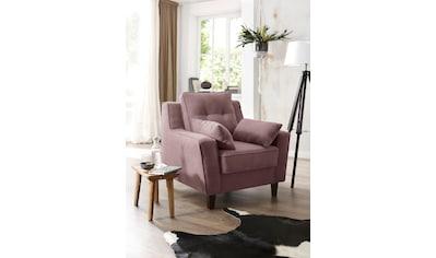 Home affaire Sessel »Dione«, mit hohem Sitzkomfort kaufen