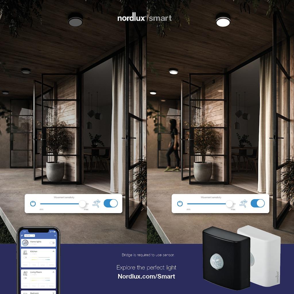Nordlux Sensor »Smartlight«, Mobiler Smart Home Sensor, Bewegungs-, Dämmerungsmeldung