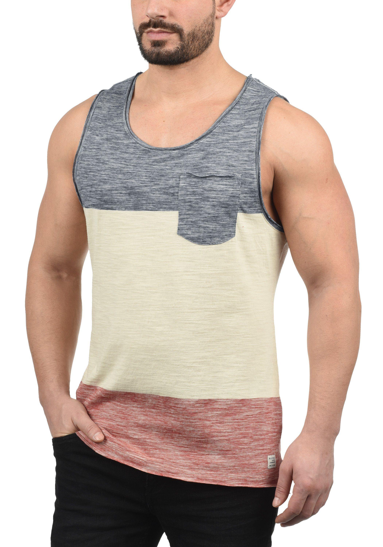 Blend Tanktop Johans   Bekleidung > Shirts > Tank Tops   Blau   Blend