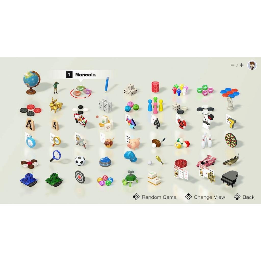 Nintendo Switch Konsolen-Set, inkl. 51 Worldwide Games