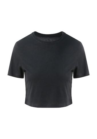 AWDIS Crop-Top »Just Ts Damen Tri-Blend Crop-T-Shirt Girlie, kurz geschnitten« kaufen