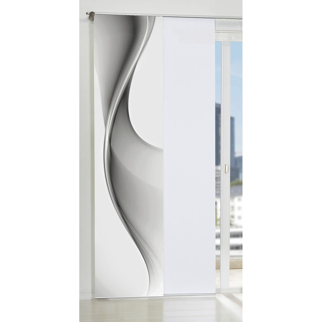 HOME WOHNIDEEN Schiebegardine »Brakel«, HxB: 245x60