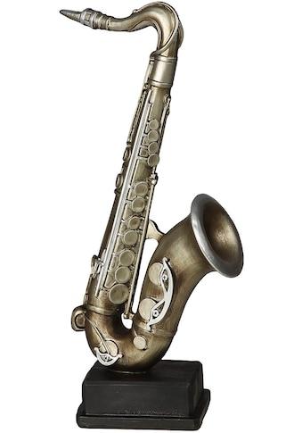 Ambiente Haus Dekofigur »Saxophon Figur S« kaufen