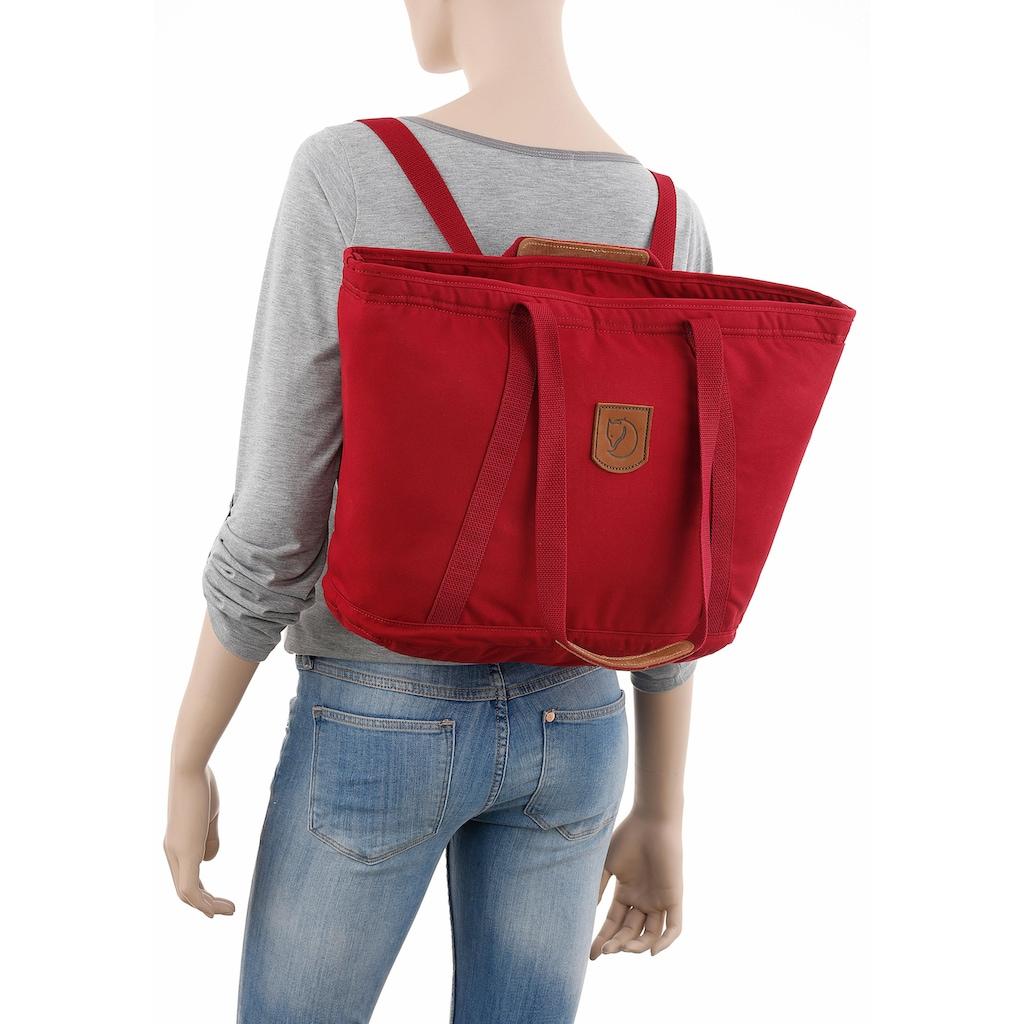 Fjällräven Schultertasche »Totepack No. 4 Wide«, mit 15-Zoll Laptopfach