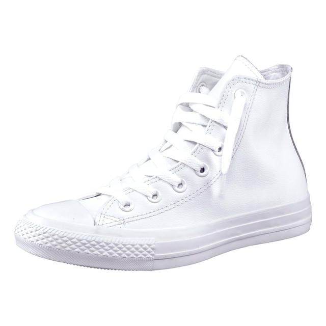 Converse Sneaker »Chuck Taylor All Star Hi Monocrome Leather«