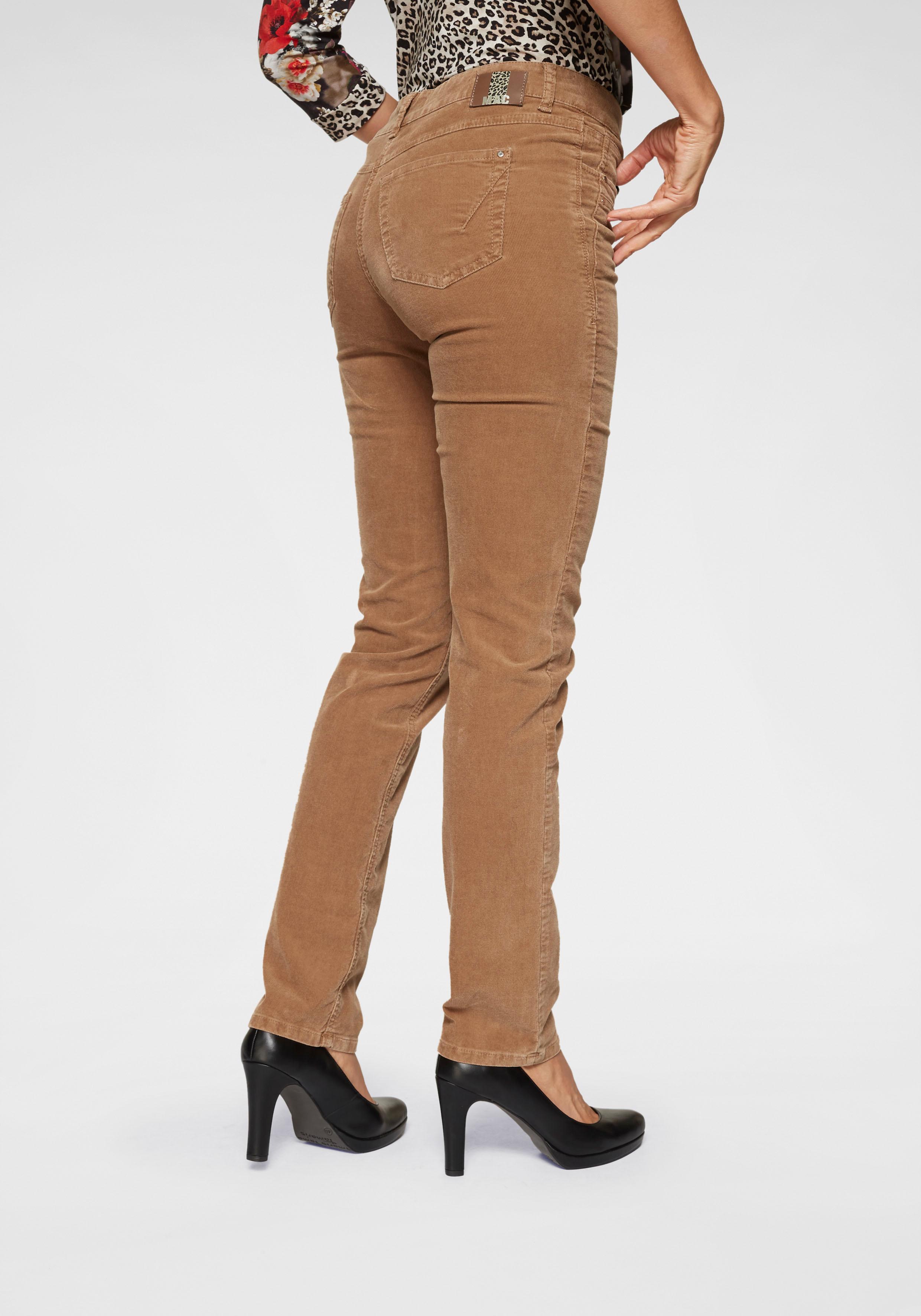 MAC Gerade Jeans New Angela Corduroy   Bekleidung > Jeans > Gerade Jeans   Mac
