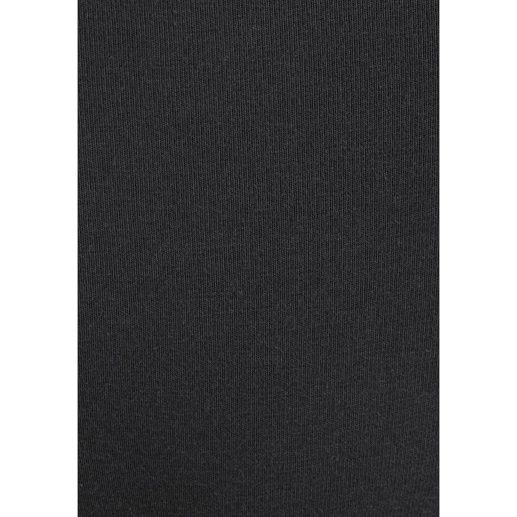 Sloggi Jazz-Pants Slips »24/7 Cotton«, (3 St.), mit elastischer Mäusezähnchenkante