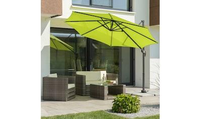 Schneider Schirme Ampelschirm »Rhodos Junior«, mit Schutzhülle, ohne Wegeplatten kaufen