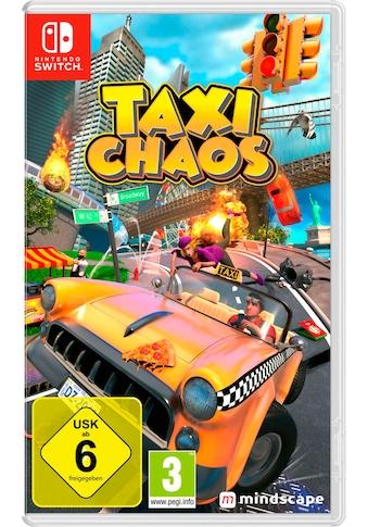 Nintendo Switch Spiel »Taxi Chaos«, Nintendo Switch kaufen