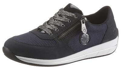 Rieker Keilsneaker, mit herausnehmbarer Lederinnensohle kaufen