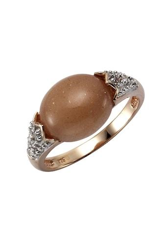 Zeeme Ring »925/ -  Sterling Silber Mondstein« kaufen