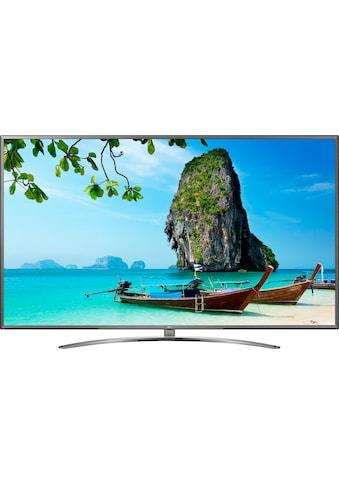 LG 75UN81006LB LED - Fernseher (189 cm / (75 Zoll), 4K Ultra HD, Smart - TV kaufen
