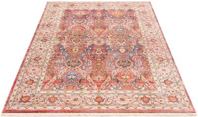 Teppich, »Funda«, DELAVITA, rechteckig, Höhe 6 mm, maschinell gewebt kaufen