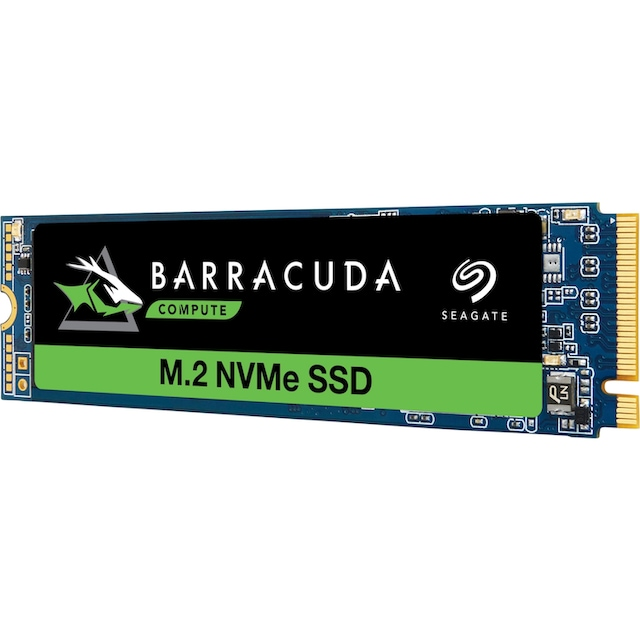 Seagate »BarraCuda 510« SSD