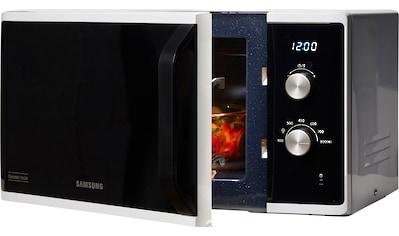 Samsung Mikrowelle »MS23K3614AW/EG«, Mikrowelle, 1150 W, Mit 6 Leistungsstufen kaufen