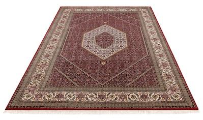 Orientteppich, »Chandra«, DELAVITA, rechteckig, Höhe 12 mm, manuell geknüpft kaufen