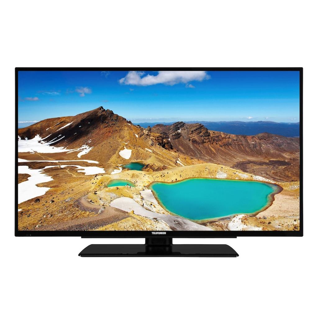 Telefunken XU40G521 LED-Fernseher (102 cm / (40 Zoll), 4K Ultra HD, Smart-TV
