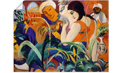 Artland Wandbild »Orientalische Frauen. 1912« kaufen