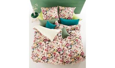 Wendebettwäsche »Asian flowers Bed Art S«, fleuresse kaufen
