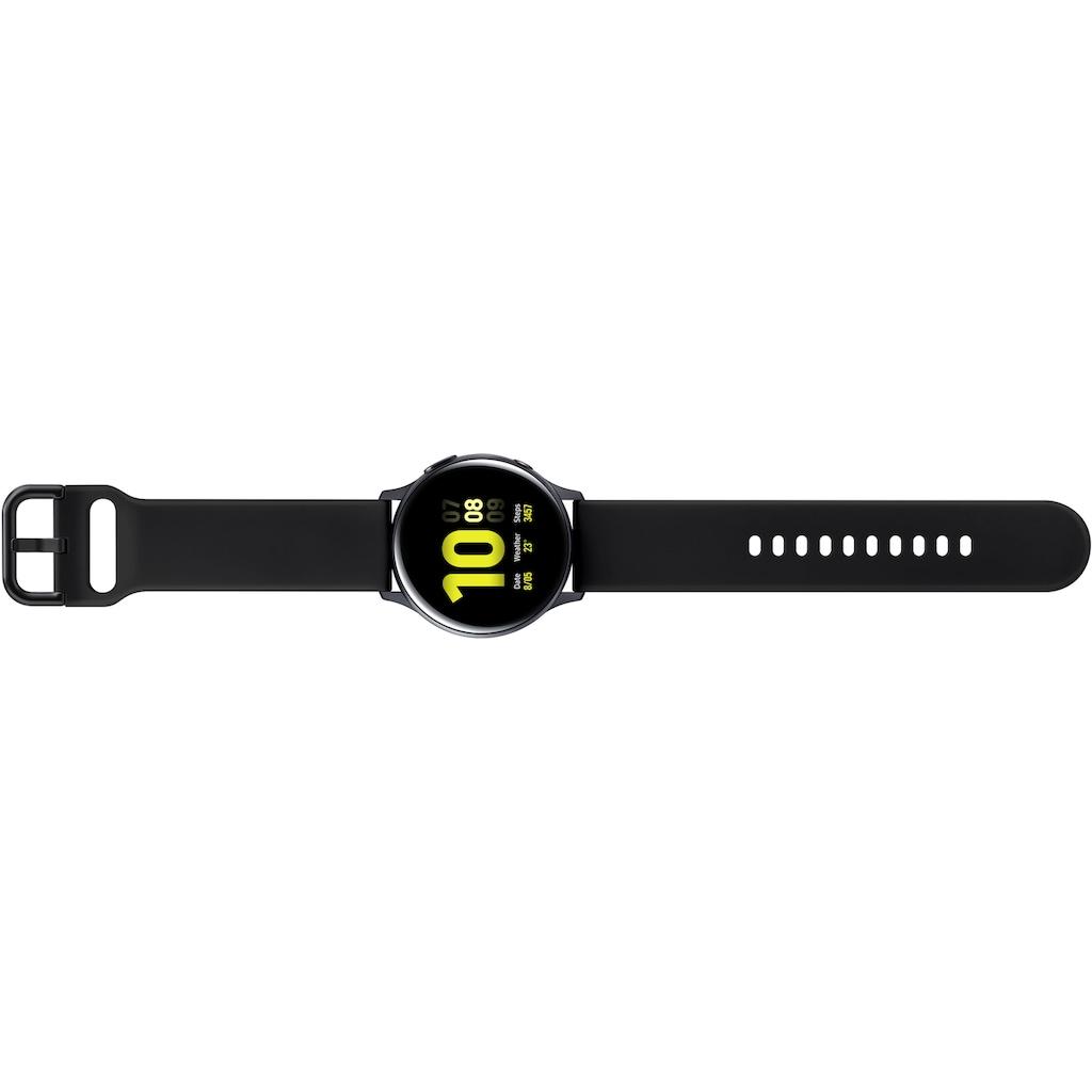 """Samsung Smartwatch »Galaxy Watch Active2 40mm - LTE« (3,02 cm/1,2 """", Tizen OS"""