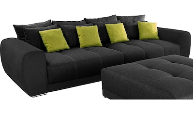 Big Sofa Kolonialstil Schwarz Onlineshop Baur