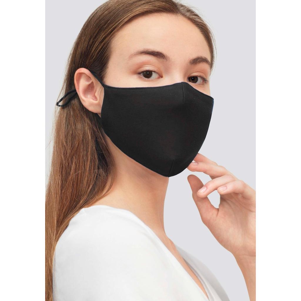 TOM TAILOR Community-Maske, mit verstellbaren Bändern