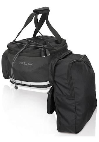 XLC Gepäckträgertasche »System Gepäckträgertasche Carry more« kaufen