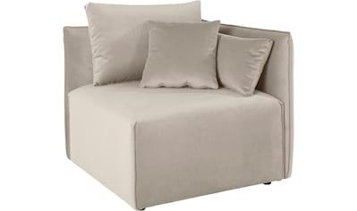 elbgestoeber Sofa - Eckelement »Elbdock« (1 Teile) kaufen