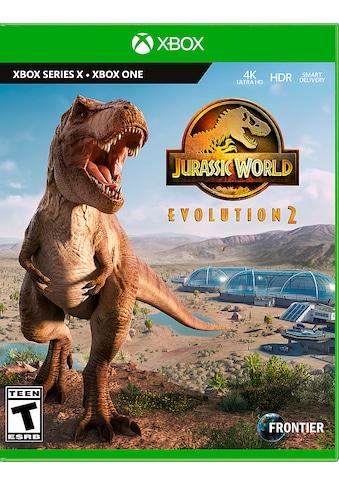 Spiel »Jurassic World Evolution 2«, Xbox Series X kaufen