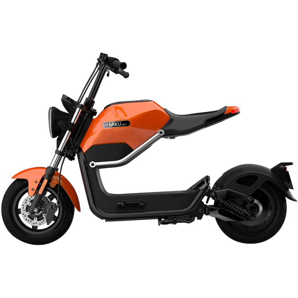 Didi THURAU Edition E-Motorroller »Max«, 1,1 PS