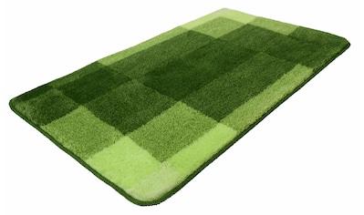 Kleine Wolke Badematte »Mix«, Höhe 20 mm, rutschhemmend beschichtet, fußbodenheizungsgeeignet kaufen