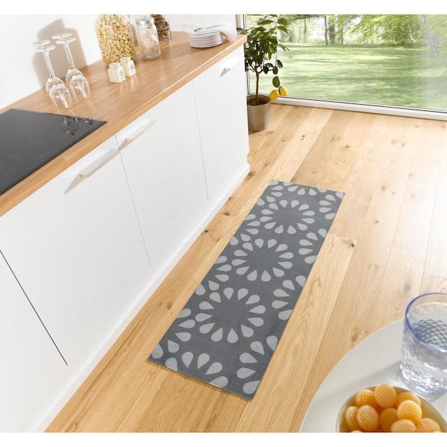 Küchenläufer, »Bloom«, Zala Living, rechteckig, Höhe 5 mm, maschinell gewebt