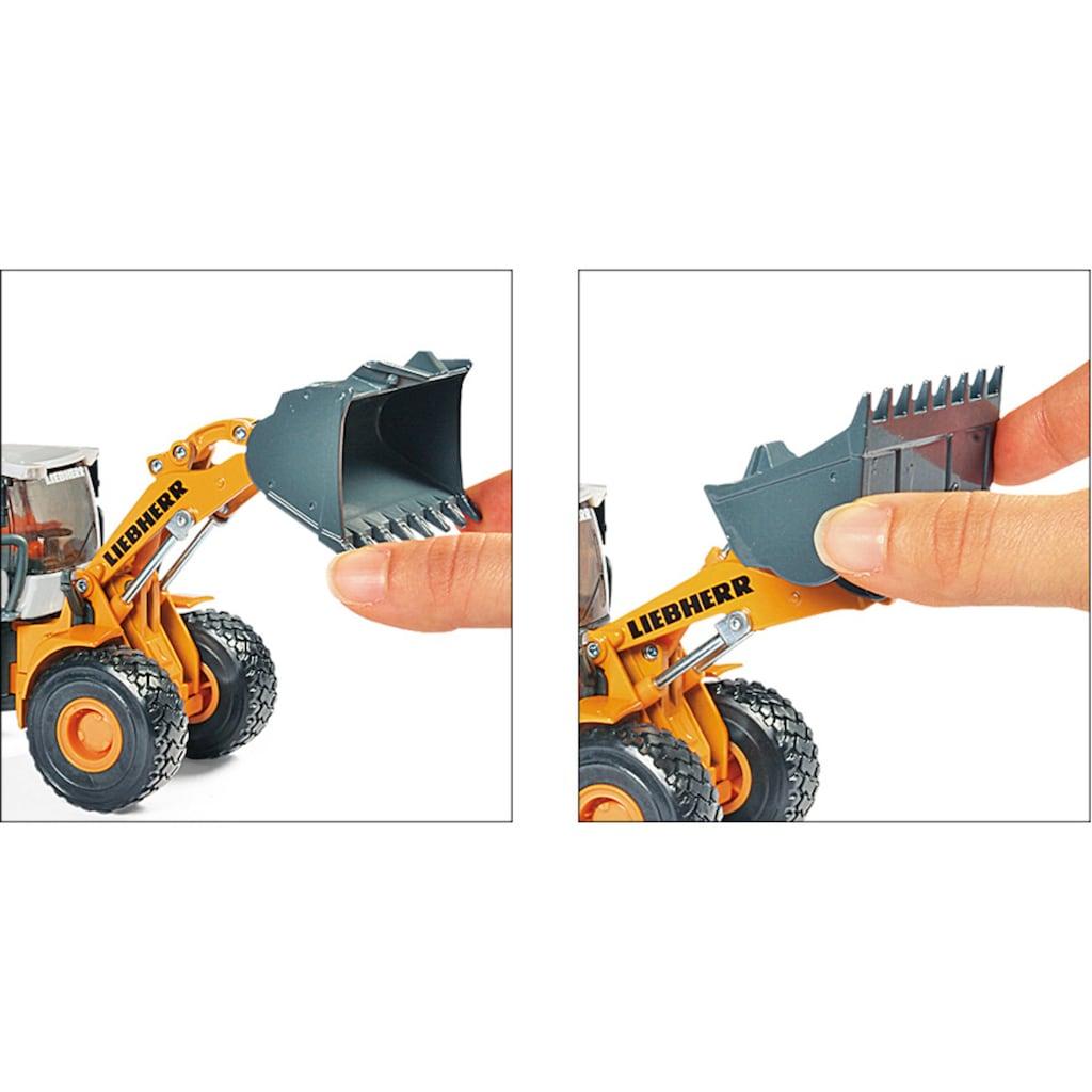 Siku Spielzeug-Radlader »SIKU Super, Liebherr L580 2plus2«
