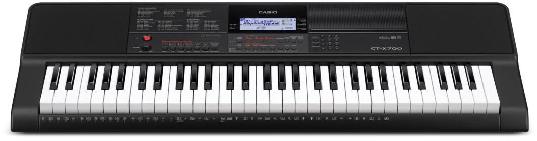 Casio® Keyboard inklusive Netzteil, »CT-X700«