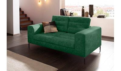 Premium collection by Home affaire 2-Sitzer »Brandwood«, mit extra hohen Füßen und... kaufen
