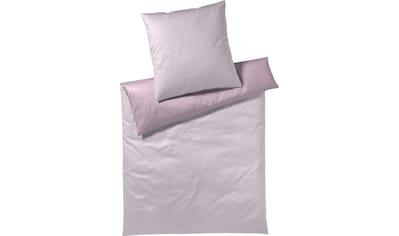 Elegante Bettwäsche »Perfect«, angenehmes Hautgefühl kaufen