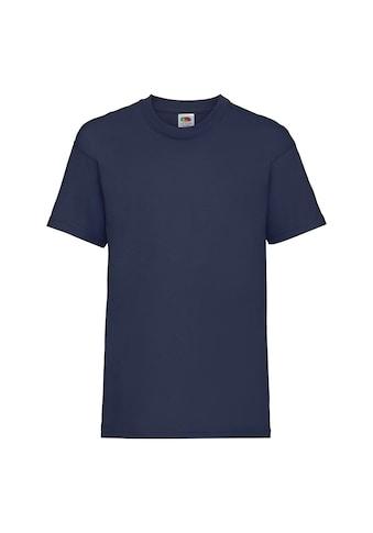 Fruit of the Loom T - Shirt »Kinder Unisex , kurzärmlig« kaufen