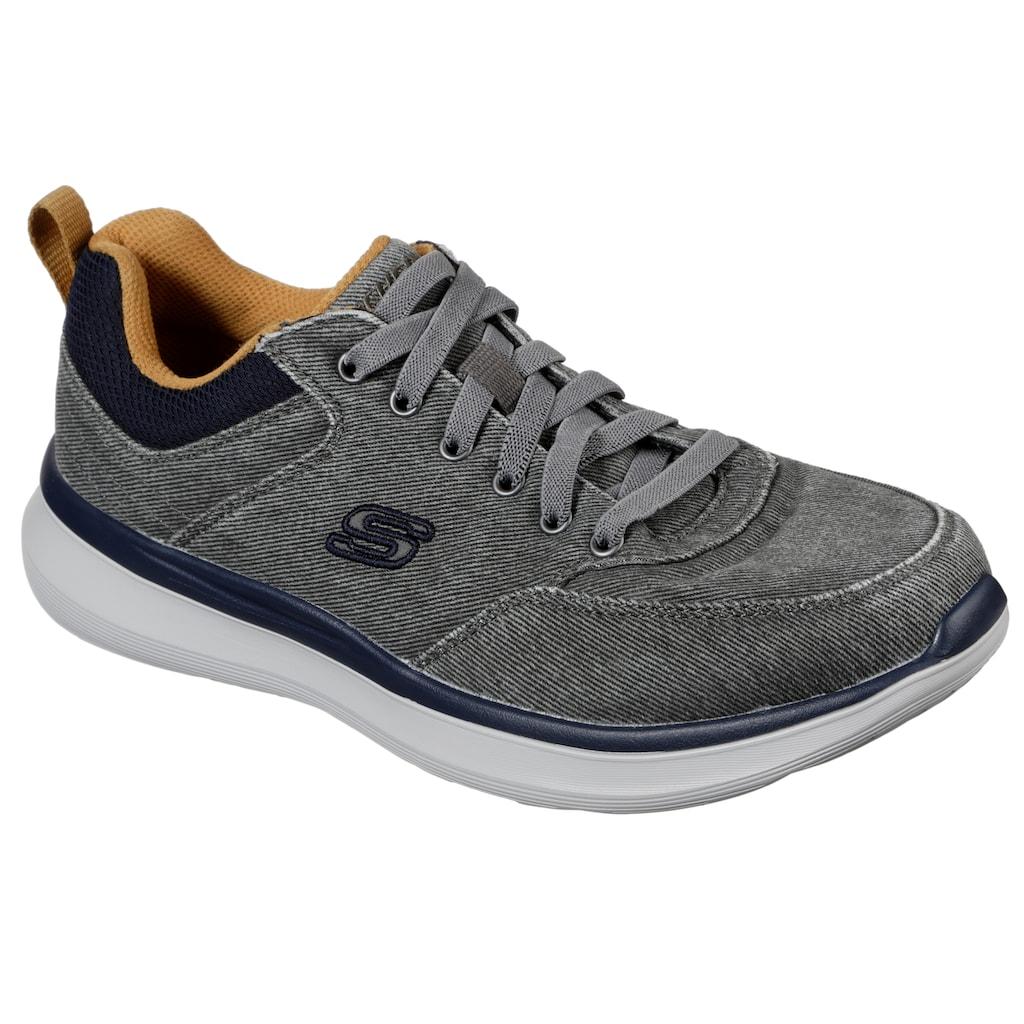 Skechers Slip-On Sneaker »CHAR«, mit Memory-Foam Innensohle