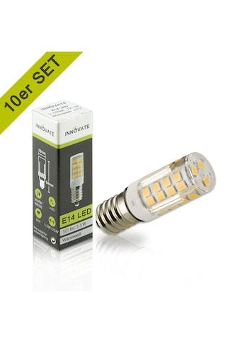 INNOVATE E14 LED - Leuchtmittel im praktischen 10er - Set kaufen
