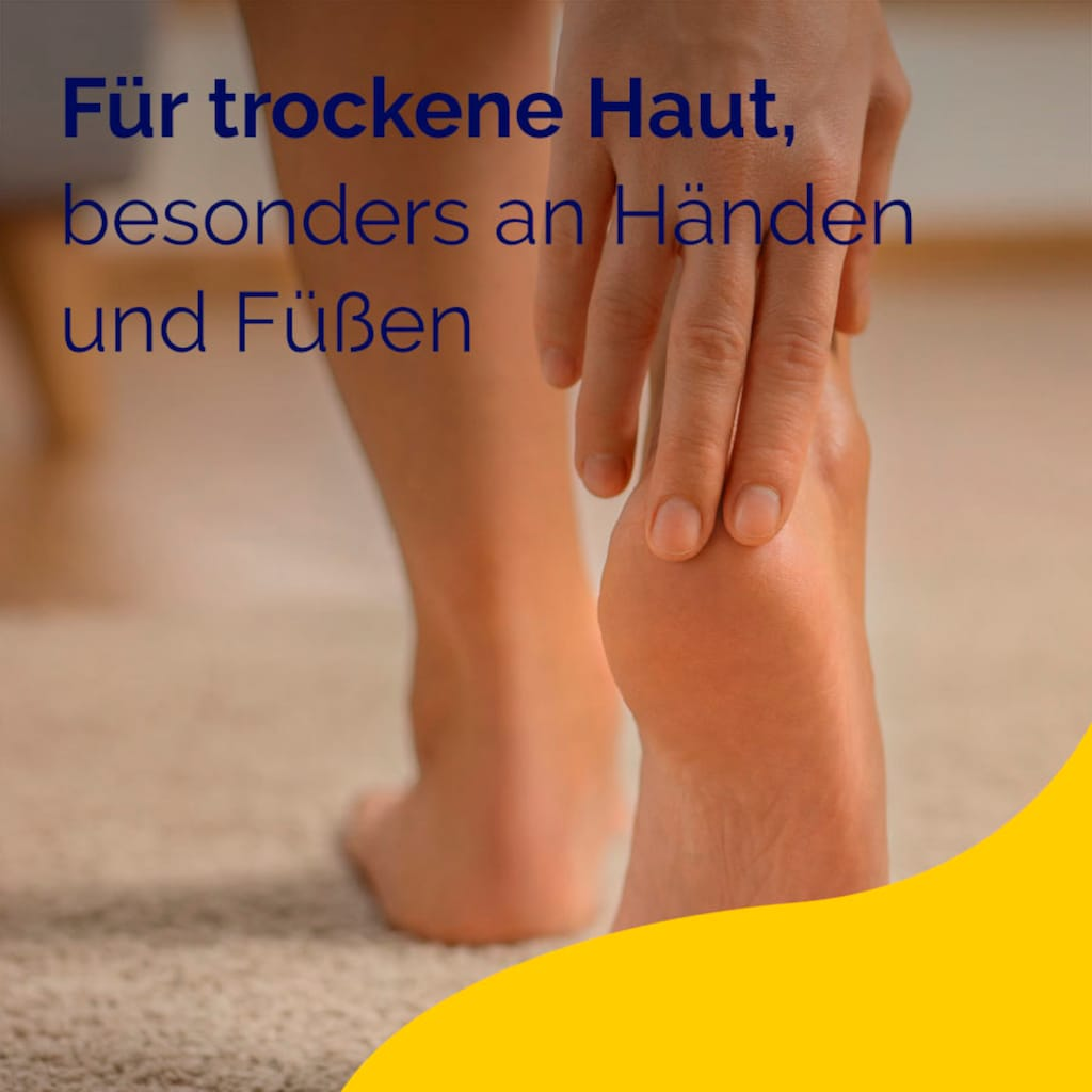 Scholl Fußpflegecreme »Hirschtalg«, (Spar-Set, 6 tlg.)