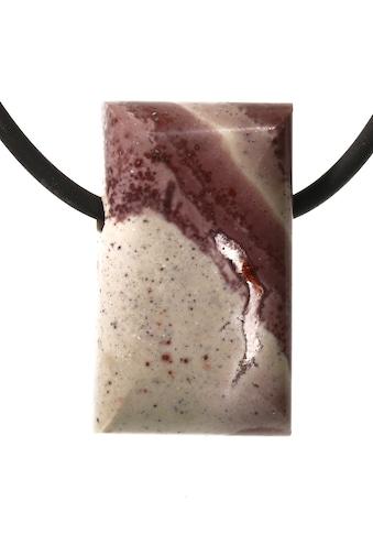 Adelia´s Kettenanhänger »Liesegang Stein Anhänger« kaufen