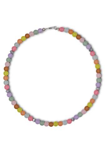 J.Jayz Collier »Regenbogen - Pastellfarben, transparent, matt,« kaufen