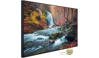 Papermoon Infrarotheizung »Wasserfall im Wald«, sehr angenehme Strahlungswärme kaufen