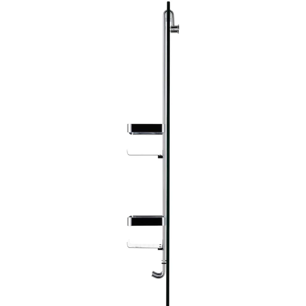 Giese Duschregal »Newport«, Hängeduschkorb, 26x13,3x70 cm