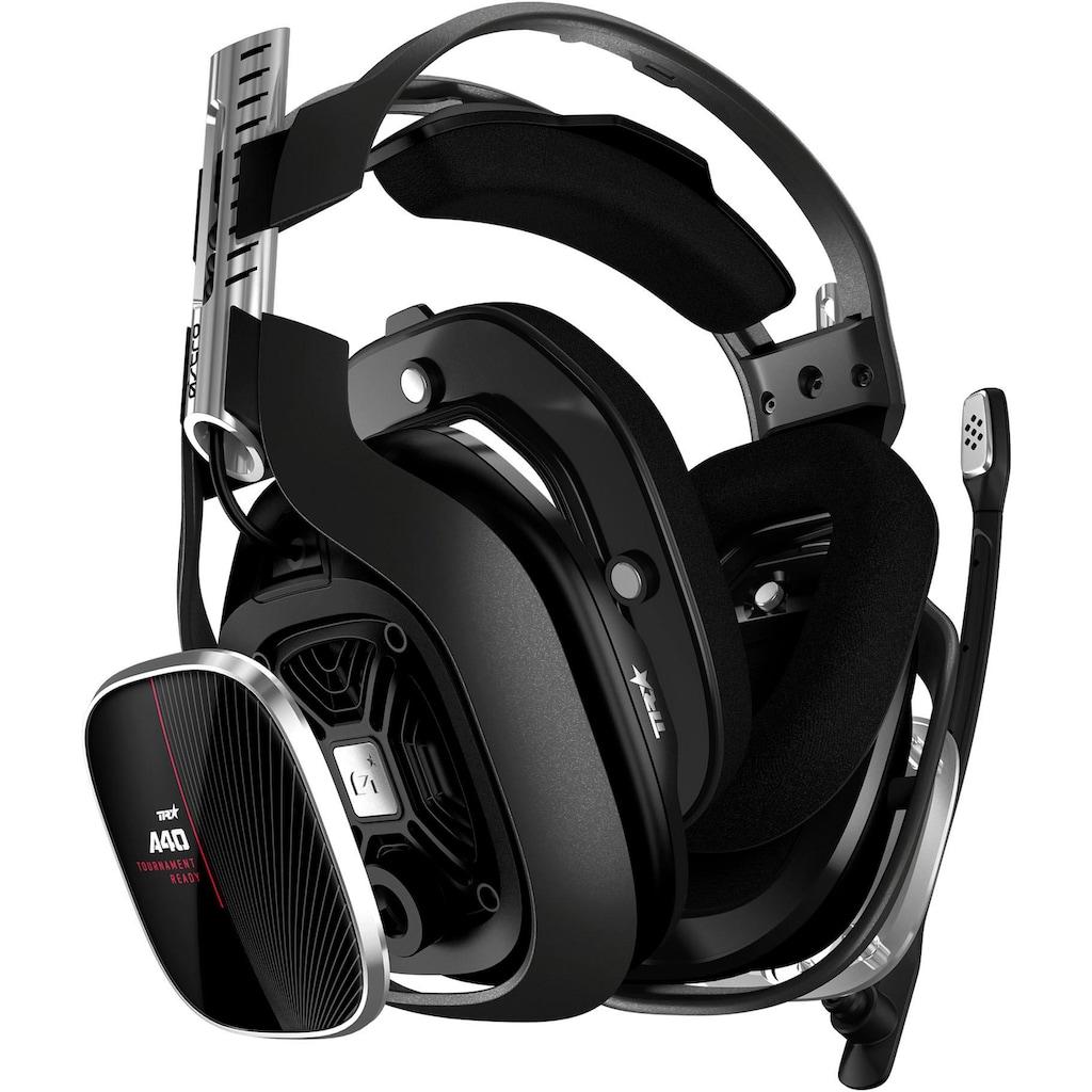ASTRO »A40 TR Headset + MixAmp M80 -NEU- (Xbox One)« Headset