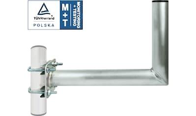 Schwaiger SAT-Halterung, für Satellitenschüsseln aus rostfreiem Aluminium kaufen