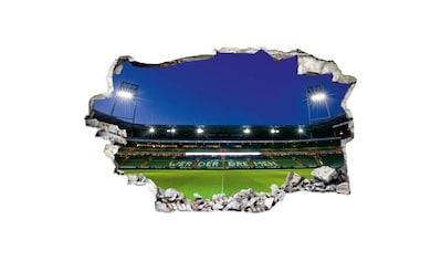 Wall-Art Wandtattoo »SVW Weserstadion Tribüne« kaufen