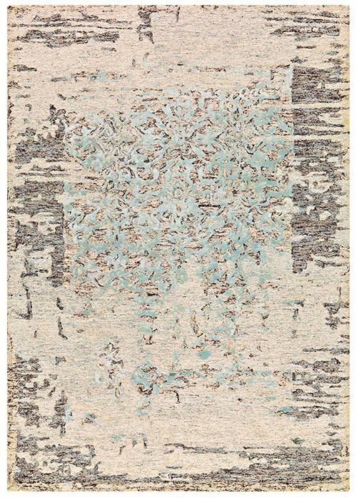 Arte Espina Teppich Damast 8067, rechteckig, 12 mm Höhe, Vintage Optik, Woh günstig online kaufen