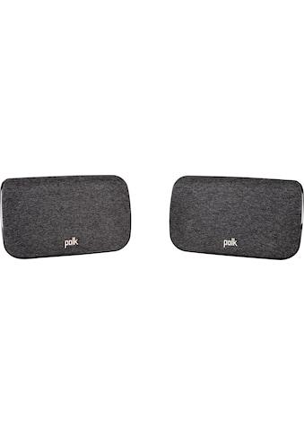 Polk Surround-Lautsprecher »SR 2 kabelloser«, Paar-für Polk React und MagniFi 2 Soundbar kaufen