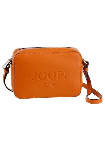 Joop Jeans Mini Bag »Lettera Cloe Shoulderbag«, mit schöner Logo Prägung kaufen